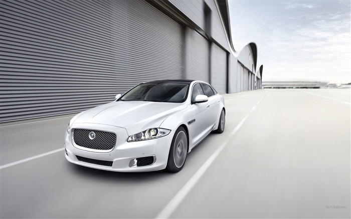Jaguar XJ Ultimate Auto HD Wallpaper 04 Views:7063