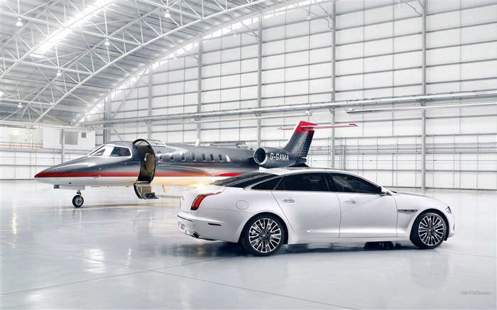Jaguar XJ Ultimate Auto HD Wallpaper 07 Views:7001