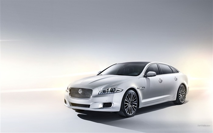 Jaguar XJ Ultimate Auto HD Wallpaper 18 Views:4216