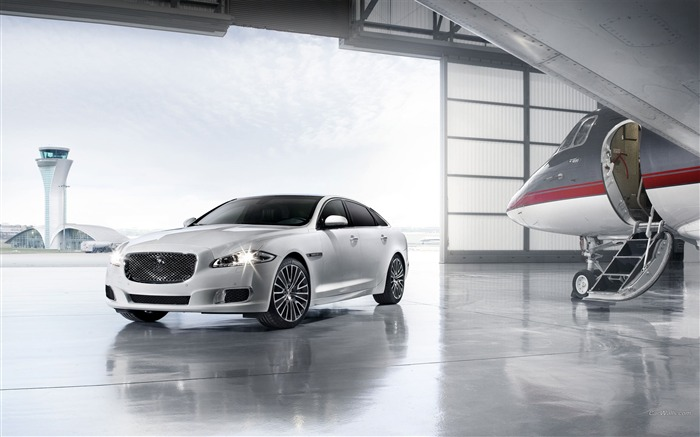 Jaguar XJ Ultimate Auto HD Wallpaper Views:19149