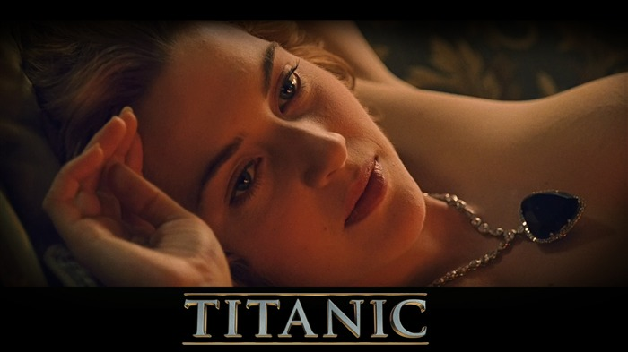 Kate Winslet-Titanic 3D high-definition movie Wallpapers Views:22157