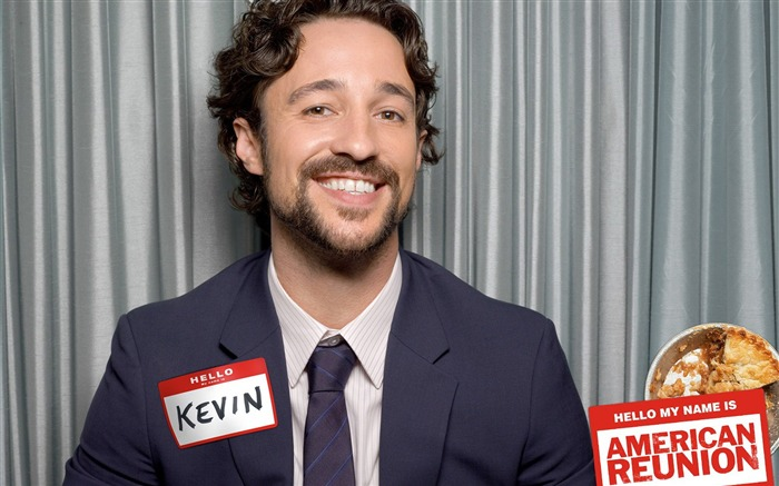 Kevin-2012 American Reunion Movie HD Wallpapers Views:4027