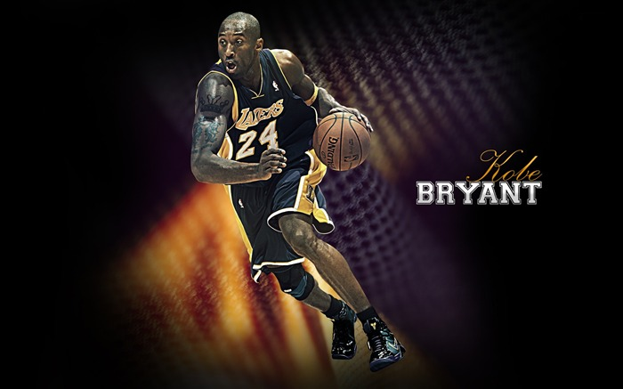 Kobe Bryant-NBA Los Angeles Lakers wallpaper 04 Views:6626