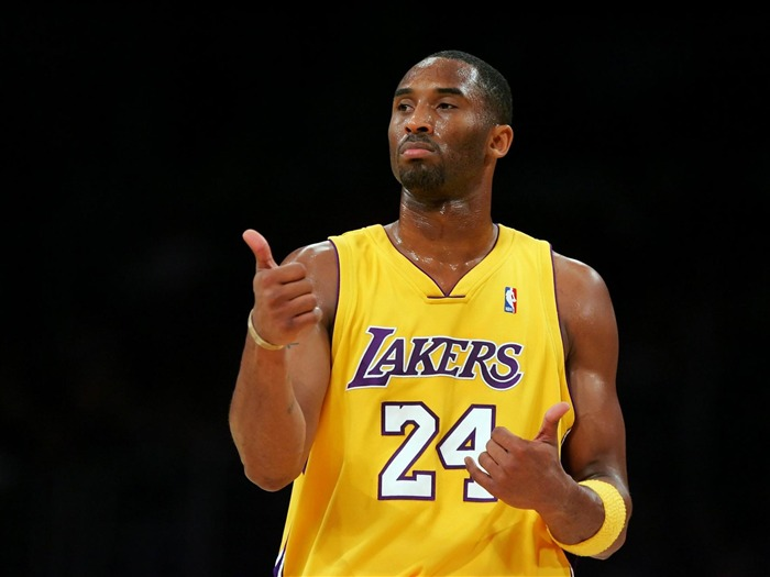 Kobe Bryant-NBA Los Angeles Lakers wallpaper 09 Views:6004