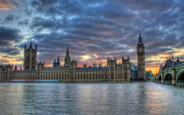 London England travel-Urban Landscape Wallpaper Views:43701