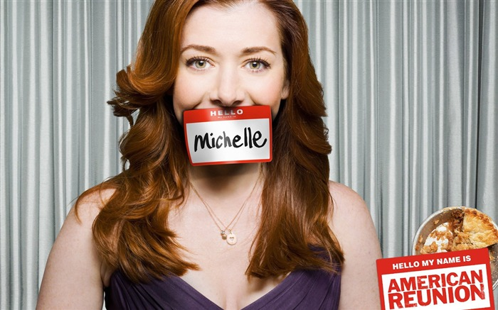 Michelle-2012 American Reunion Movie HD Wallpapers Views:4240
