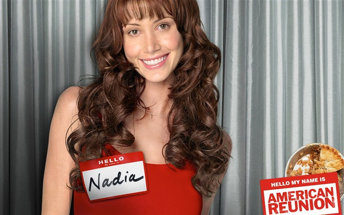 Nadia-2012 American Reunion Movie HD Wallpapers Views:5706