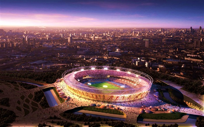 London 2012 Summer Olympic Games HD wallpaper Views:30969