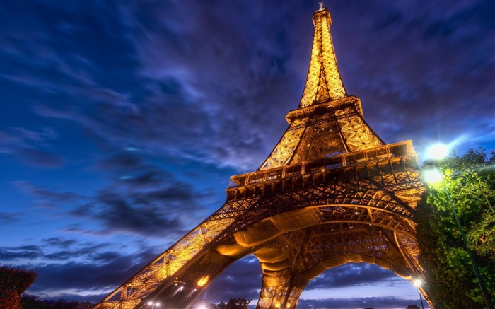 Paris france-Urban Landscape Wallpaper Views:9819