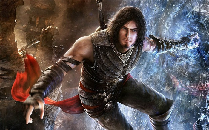 Prince of Persia HD Game Wallpapers Views:10346