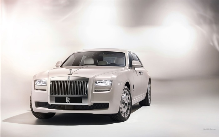 Rolls Royce Ghost Six Senses Concept Car Wallpaper Views:8795