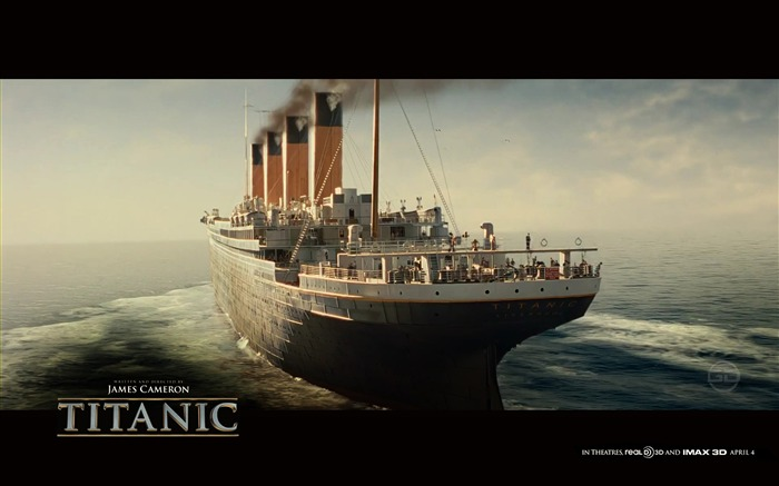 Titanic 3D high-definition movie Wallpapers 02 Views:27180