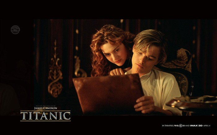 Titanic 3D high-definition movie Wallpapers 03 Views:19822