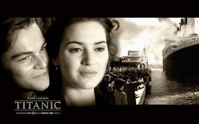 Titanic 3D high-definition movie Wallpapers 04 Views:19161