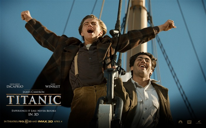 Titanic 3D high-definition movie Wallpapers 06 Views:8900