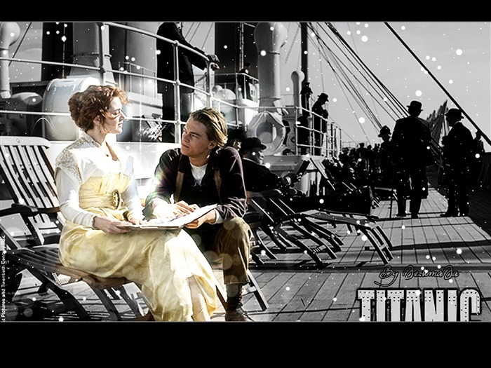 Titanic 3D high-definition movie Wallpapers 08 Views:6993