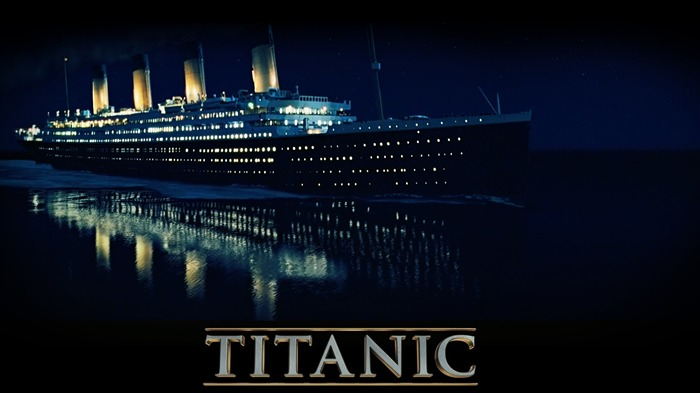 Titanic 3D high-definition movie Wallpapers 09 Views:8099
