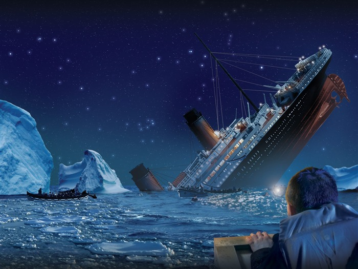 Titanic 3D high-definition movie Wallpapers 11 Views:31725
