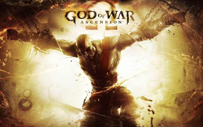 God of war HD Game Wallpaper Views:12035