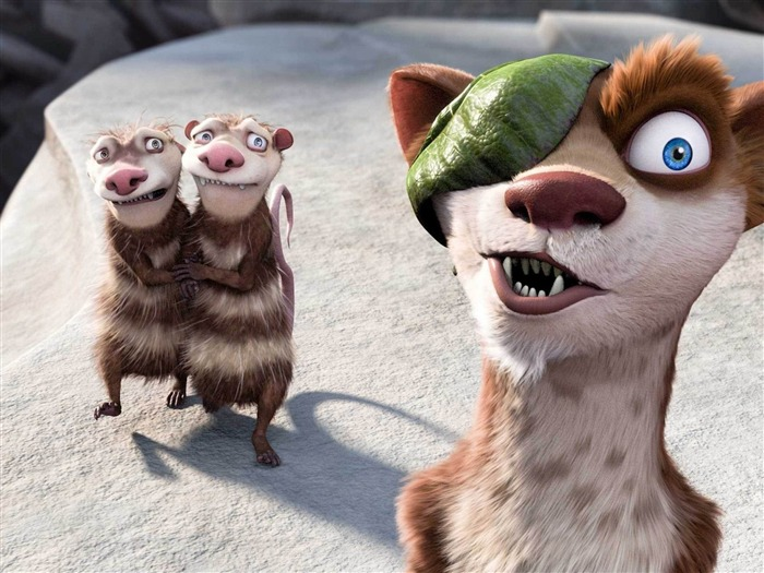 buck -Ice Age Movie HD wallpaper Views:8559 Date:4/19/2012 11:08:31 PM