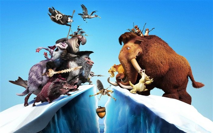 continental drift-Ice Age Movie HD wallpaper Views:7914 Date:4/19/2012 11:02:00 PM