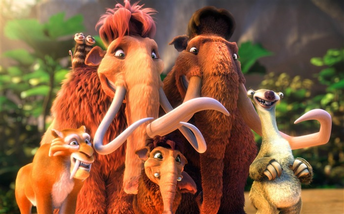 Ice Age Movie HD wallpaper Views:11766