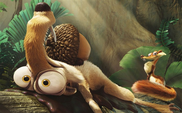 dawn of the dinosaurs -Ice Age Movie HD wallpaper Views:8554 Date:4/19/2012 11:01:14 PM