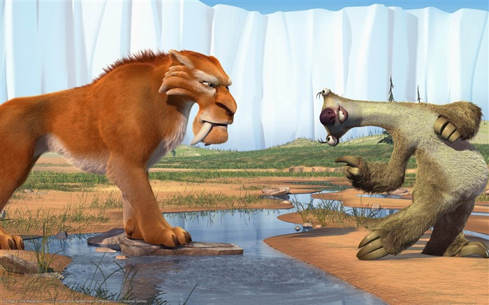 the meltdown-Ice Age Movie HD wallpaper Views:6546 Date:4/19/2012 11:03:12 PM