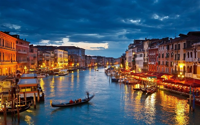 venice italy travel-Urban Landscape Wallpaper Views:72372