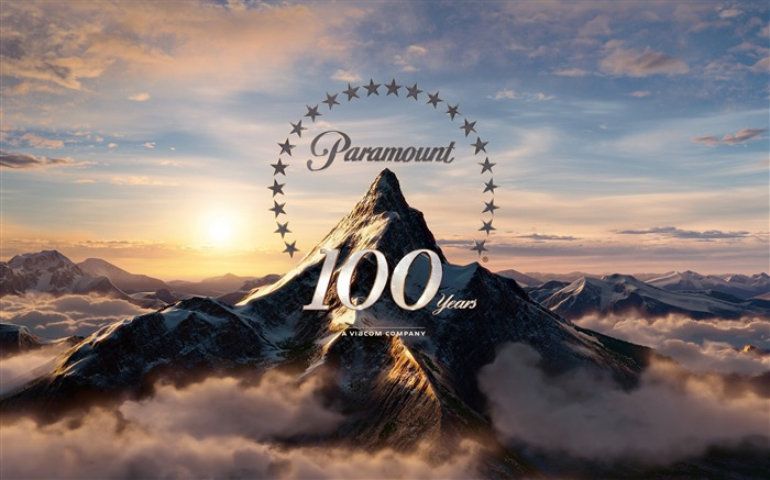 100 years of Paramount-Brand advertising wallpaper Views:10975