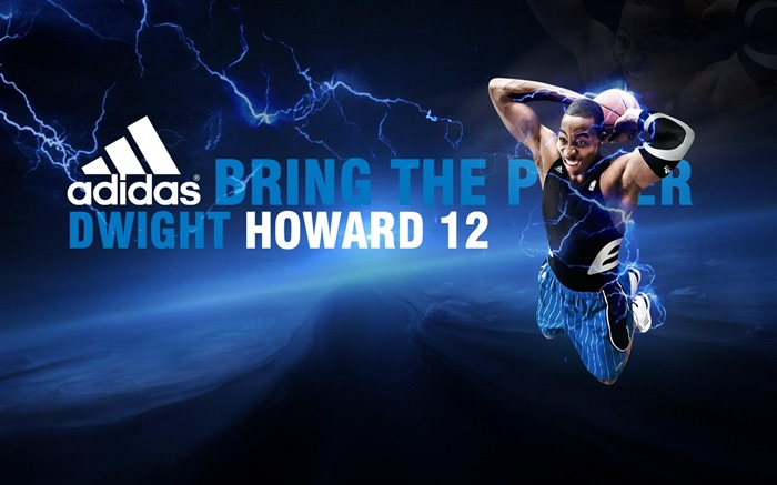 Adidas Brand Dwight Howard-Sports photography wallpaper Views:18332 Date:5/16/2012 11:06:27 PM