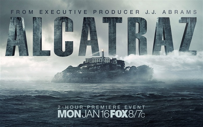 Alcatraz American TV series HD Wallpaper Views:13135