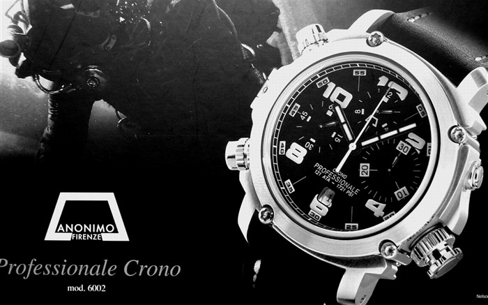 Anonimo-Watch Advertising Wallpaper Views:8344
