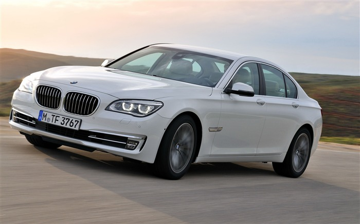 BMW 7 Series Car HD Wallpaper Views:11231