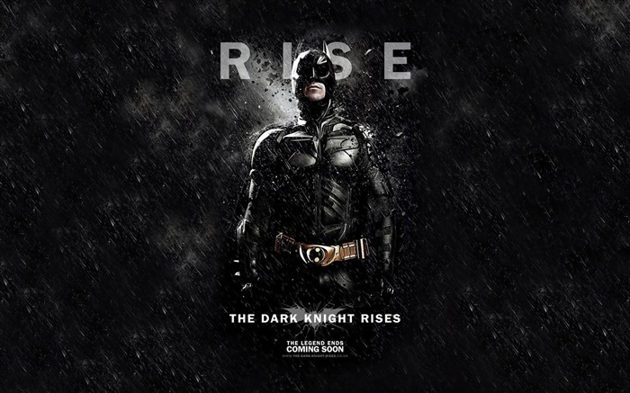 The Dark Knight Rises 2012 Movie HD Wallpaper Views:33876