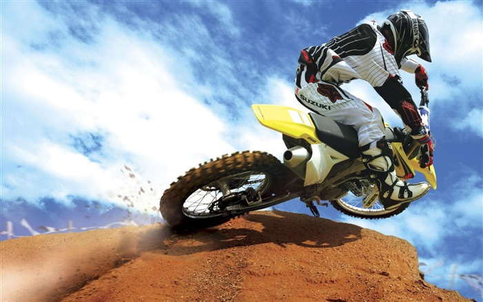 Crazy Motocross-Sports photography wallpaper Views:6871 Date:5/16/2012 11:08:59 PM