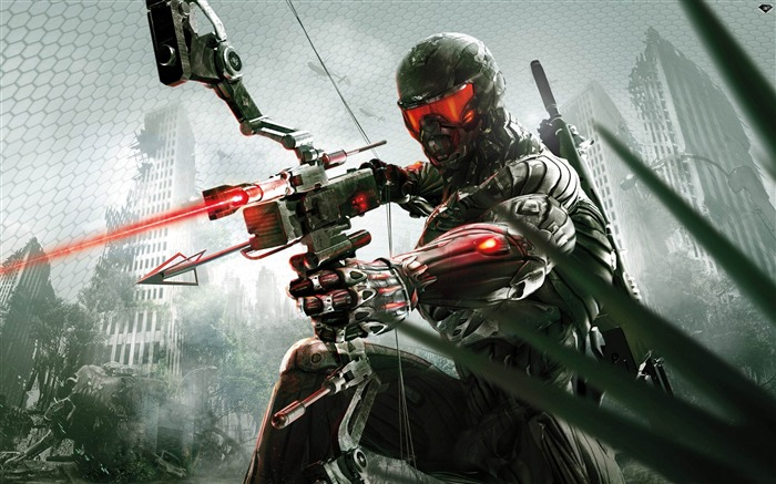 Crysis 3 HD game wallpaper Views:17041