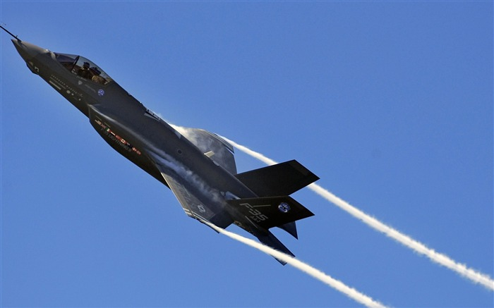 F 35a aircraft-Military aircraft wallpaper Views:7499