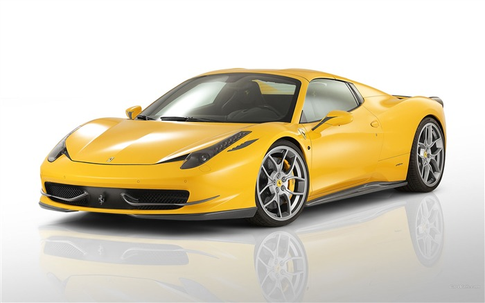 Ferrari 458 Italia spider by Novitec HD Wallpaper Views:8057