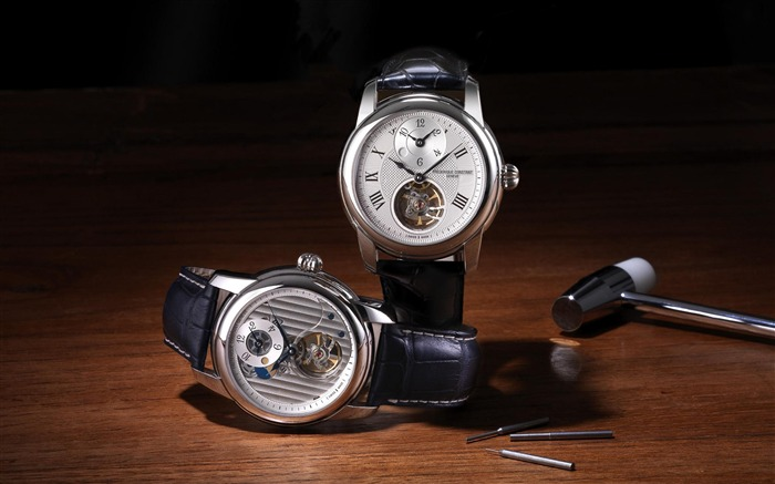 Frederique Constant-Watch Advertising Wallpaper Views:8723