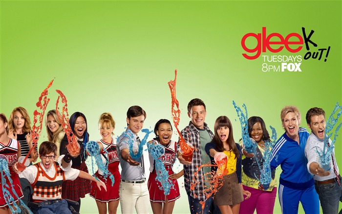Glee American TV series HD Wallpaper Views:10852