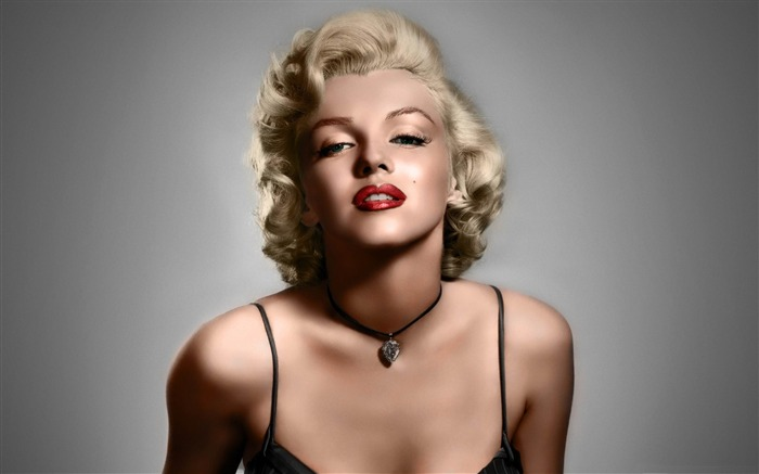 Honor of Marilyn Monroe wallpaper album Views:15356