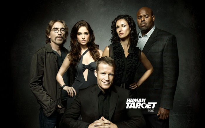 Human Target TV series HD Wallpaper Views:6539