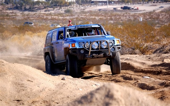 Hummer Cross Country Sport-Outdoor sports wallpaper Views:10315 Date:5/26/2012 8:56:37 PM