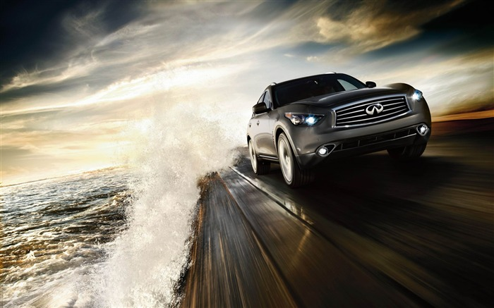 Infiniti FX Car HD Wallpaper 01 Views:6271 Date:5/9/2012 11:37:00 PM