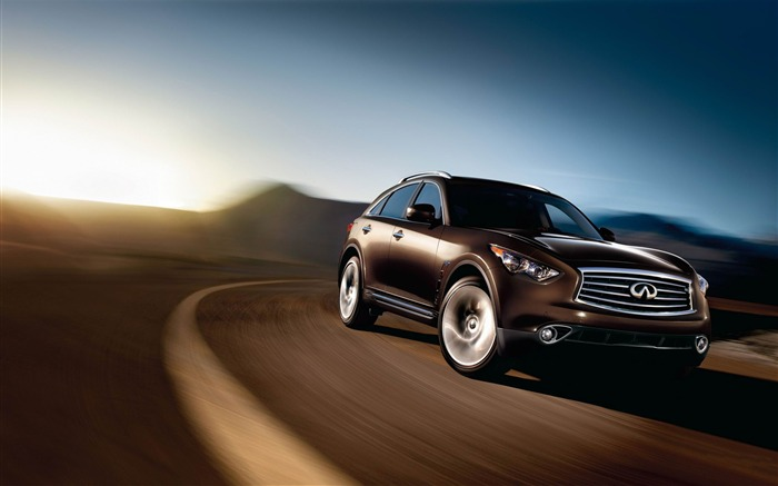 Infiniti FX Car HD Wallpaper Views:8564