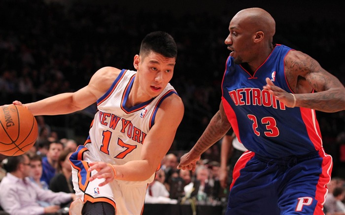 Jeremy Lin-NBA New York Knicks wallpaper 03 Views:5725