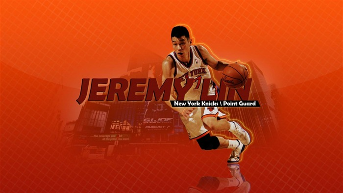 Jeremy Lin-NBA New York Knicks wallpaper 06 Views:4920