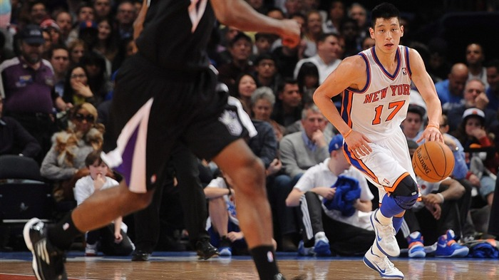 Jeremy Lin-NBA New York Knicks wallpaper 07 Views:4981