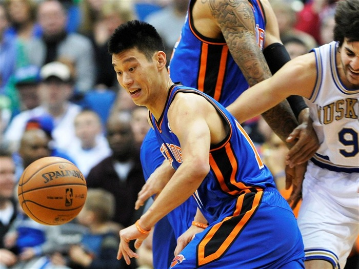 Jeremy Lin-NBA New York Knicks wallpaper 10 Views:5075